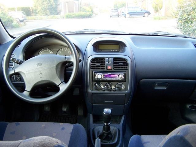1999 Mitsubishi Carisma - Interior Pictures - CarGurus