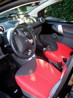 Picture of 2007 Peugeot 107, interior
