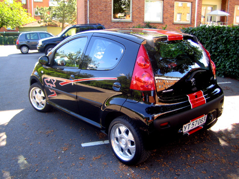 Picture of 2007 Peugeot 107, exterior, gallery_worthy
