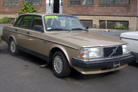 Picture of 1991 Volvo 240 Sedan