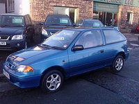 Picture of 1999 Suzuki Swift 2 Dr STD Hatchback, gallery_worthy
