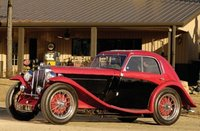 1935 MG NB Overview