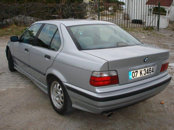Bmw 3 Series 318i. 1998 BMW 3 Series 318i,