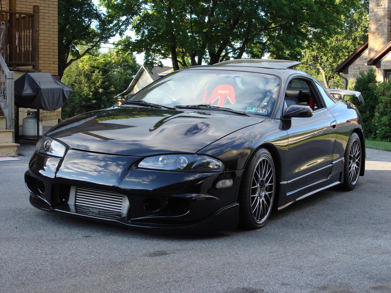 1998 Mitsubishi Eclipse - Pictures - CarGurus