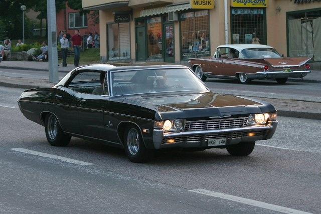 1967 Chevrolet Impala Overview Cargurus