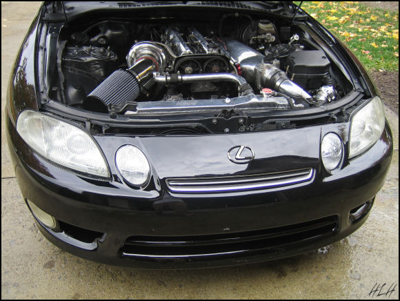 KULEH COCOT: Lexus Sc300 Coupe