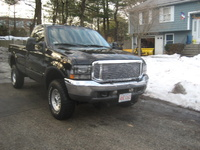 2001 Ford F-350 Super Duty XLT 4WD picture, exterior