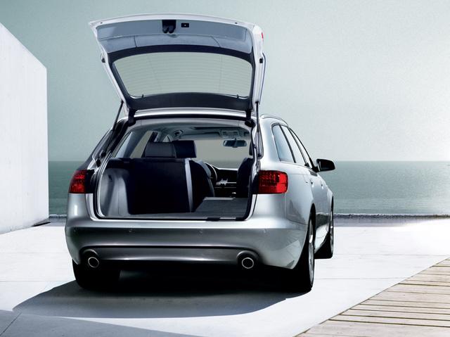 2008 Audi A6 Avant