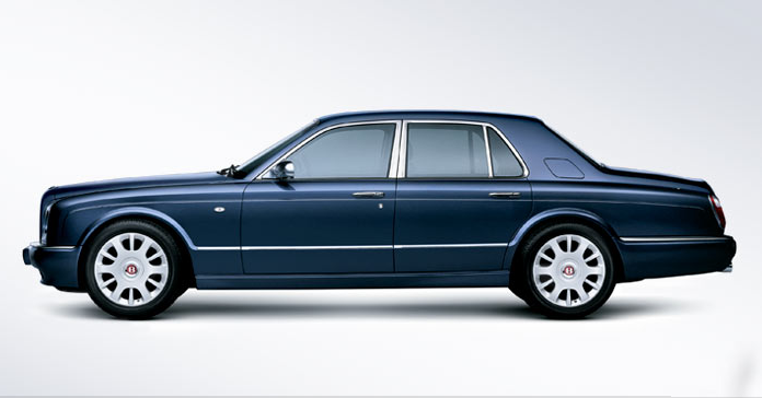 2003 Bentley Arnage - Overview - CarGurus