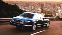 2008 Bentley Arnage R, back view, exterior, manufacturer