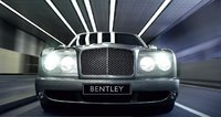 2008 Bentley Arnage T, front view, exterior, manufacturer