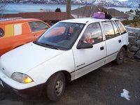 Picture of 1989 Chevrolet Sprint, exterior, gallery_worthy
