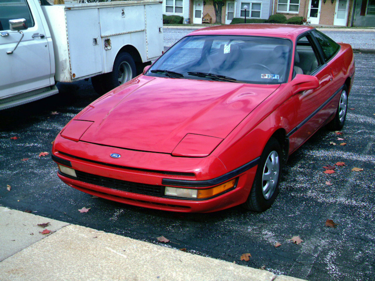 1990 Ford Probe - Other Pictures - CarGurus
