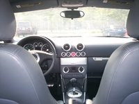 2004 Audi TT Coupe Quattro 3.2 picture, interior