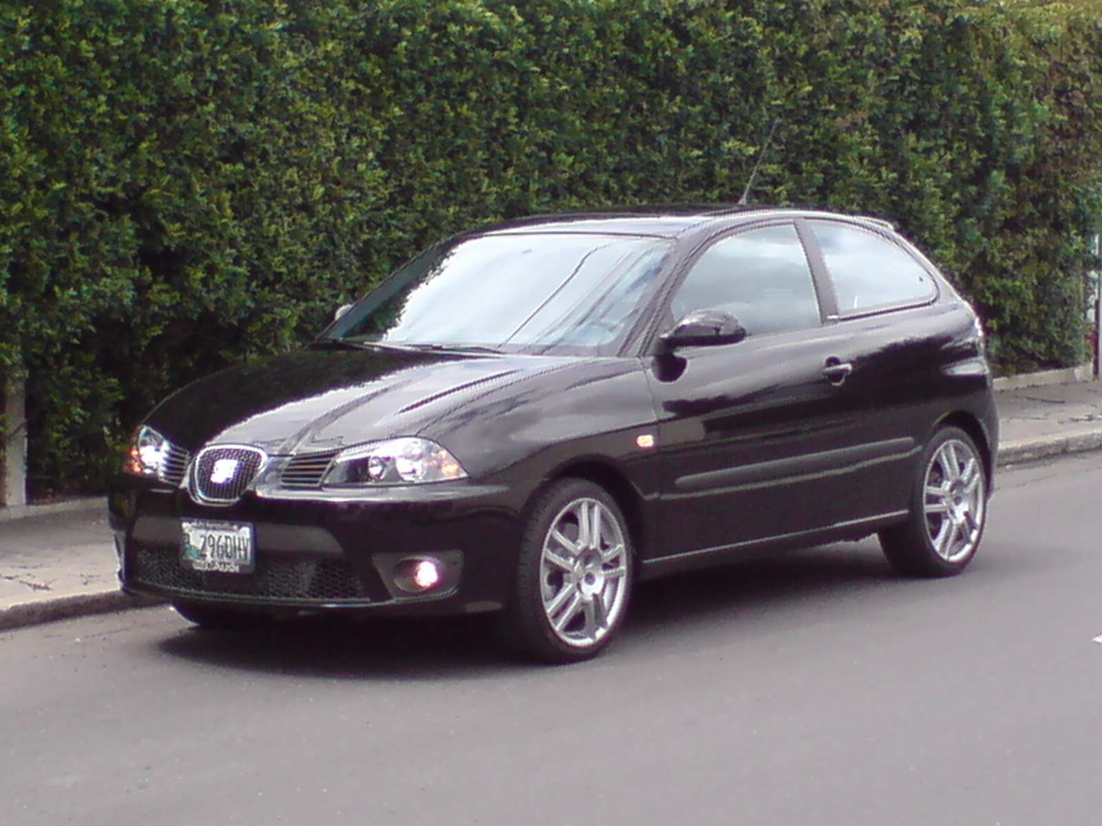 2003 seat ibiza exterior pictures cargurus. Black Bedroom Furniture Sets. Home Design Ideas