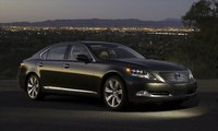 Picture of 2008 Lexus LS 600h L, exterior, gallery_worthy