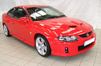 2004 Holden Monaro Overview