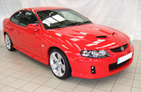 2004 Holden Monaro Overview