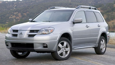Picture of 2006 Mitsubishi Outlander, gallery_worthy