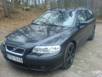 2004 Volvo V70 R 4 Dr Turbo AWD Wagon picture