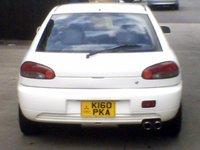 Picture of 1993 Mitsubishi Colt, exterior