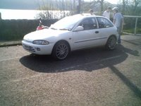 Picture of 1993 Mitsubishi Colt