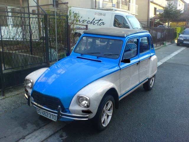 Picture of 1984 Citroen 2CV, gallery_worthy