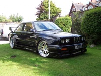 1989 BMW 3 Series 325i, 1989 BMW 325 325i picture