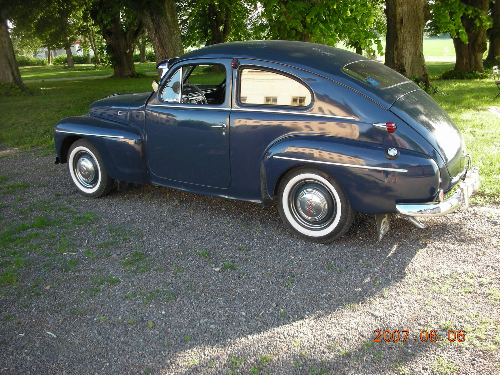 1956 Volvo Pv444 Overview Cargurus