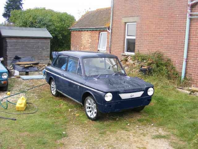 Picture of 1966 Hillman Imp