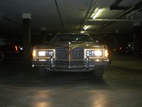 1976 Pontiac Grand Prix, Waterfall grill only year offered was 1976, gallery_worthy