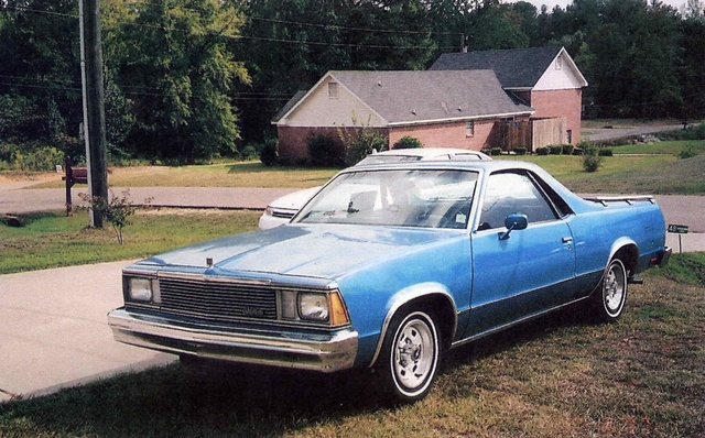Picture of 1981 Chevrolet El Camino
