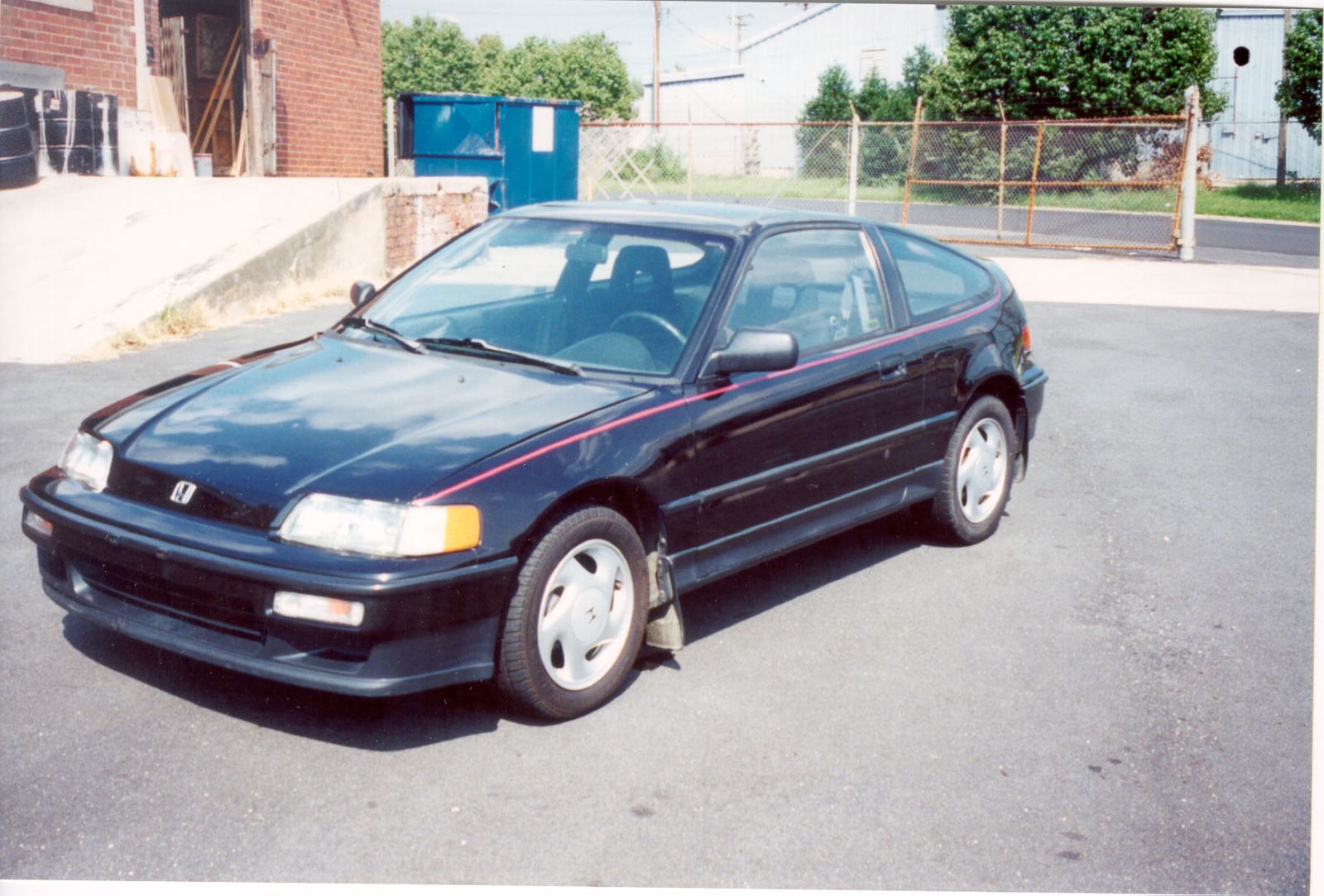 1990 honda civic crx exterior pictures cargurus