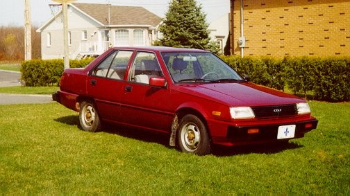 Picture of 1990 Plymouth Colt 4 Dr Vista Wagon