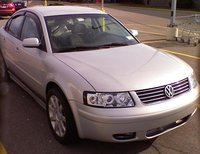 2001 Volkswagen Passat GLS, Pretty Angels Though, exterior, gallery_worthy