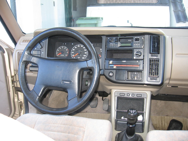 Picture of 1992 Volvo 460, interior