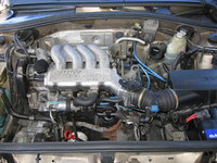 Picture of 1992 Volvo 460, engine