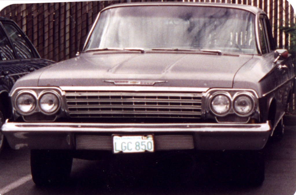 Picture of 1962 Chevrolet Biscayne, exterior