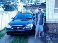 Picture of 2007 Holden Viva, exterior