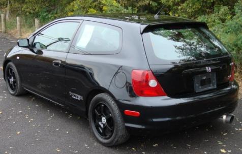 2001-2005 honda civic si hatchback wheels