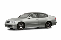 2002 Lexus GS 430 Base, 2002 Lexus GS 430 4 Dr STD Sedan picture, exterior