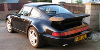 Picture of 1992 Porsche 911 Turbo, exterior