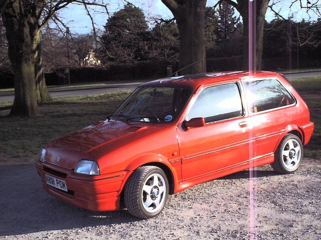 Picture of 1992 Rover Metro, exterior, gallery_worthy