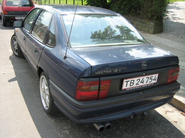 Picture of 1995 Opel Vectra, exterior, gallery_worthy