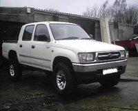 Picture of 1999 Toyota Hilux, exterior