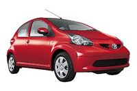 2006 Toyota Aygo Picture Gallery