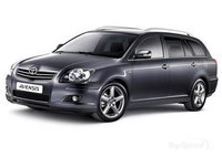 2006 Toyota Avensis Overview