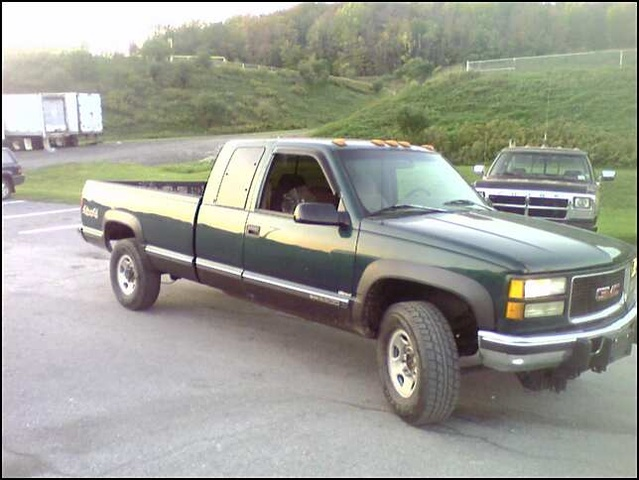 Picture of 1996 GMC Sierra 2500 2 Dr K2500 SLE 4WD Extended Cab LB HD, exterior