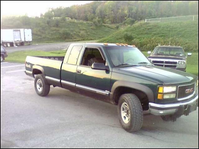 1996 Gmc Sierra 2500 Pictures Cargurus
