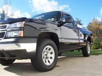 Picture of 2006 Chevrolet Silverado 1500 Work Truck 4WD, exterior, gallery_worthy